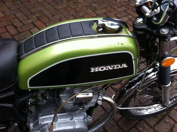 Honda CB 200 1976