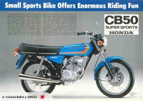 Honda CB 50 1979 - from Daniel Tellekamp