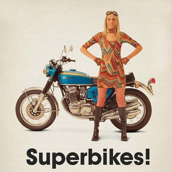 Honda CB 750.