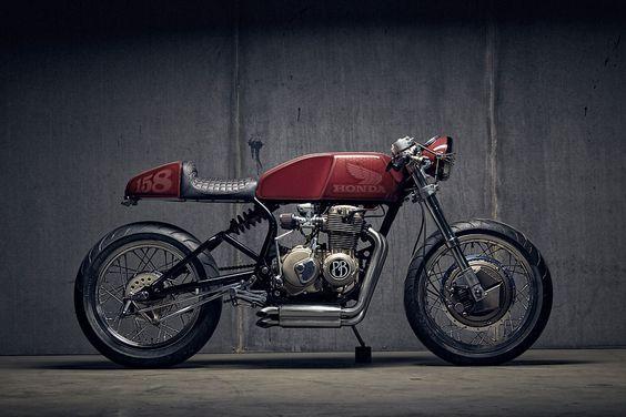Honda CB400 by PopBang Classics