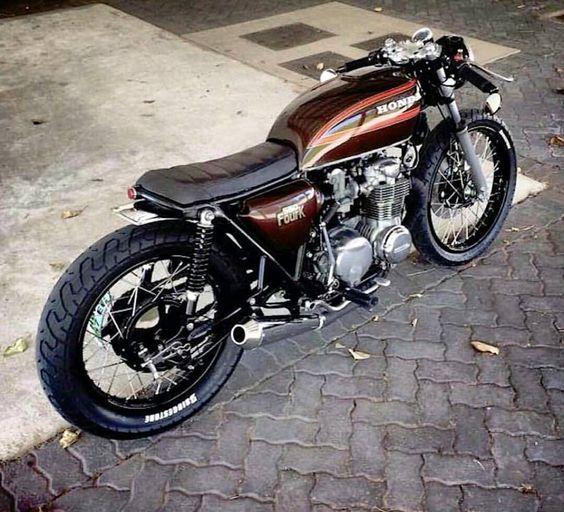 Honda cb550f -