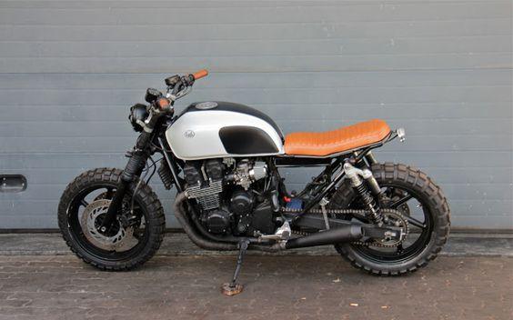 Honda CB750 By Lab Motorcycle