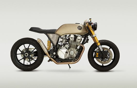Honda CB750 'Mr Hyde' by Classified Moto  |
