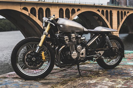 Honda CB750 – Rumblesmith  |