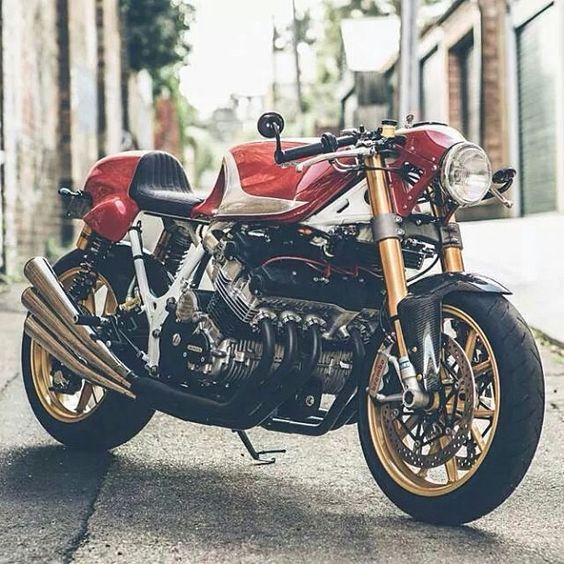 Honda CBX1000 Raw custom