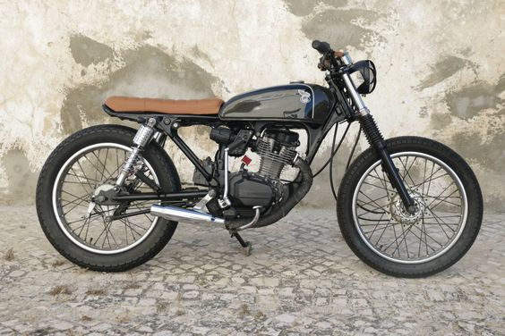 honda cg 125 custom - Google Search