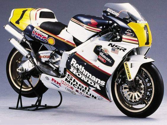 HONDA NSR500 1989