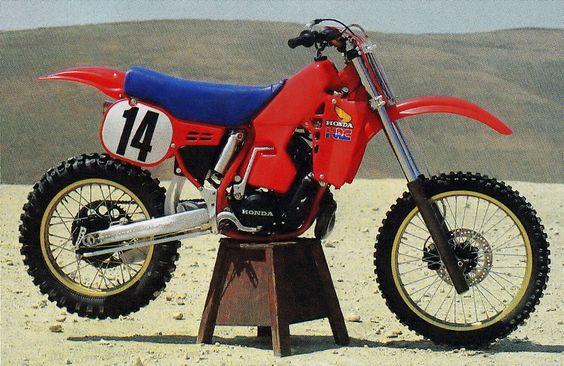 HONDA RC 250 R