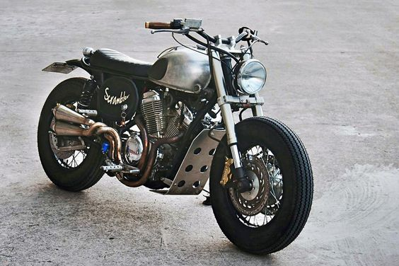 Honda Shadow VLX 400 by DuongDoan's Design