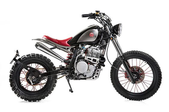 Honda XL600 LM – Matteucci Garage   |