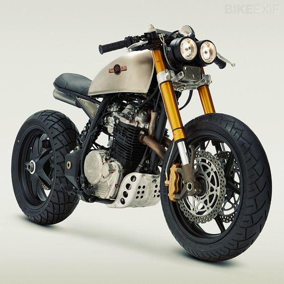 Honda XL600 #petrolified