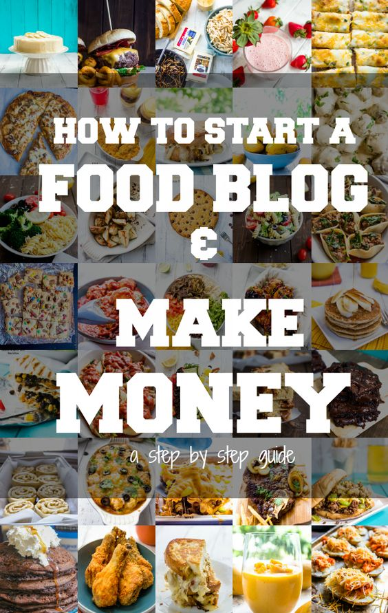 How to Start a Food Blog in 3 Easy Steps (A Step By Step Guide) | Brunch Time Baker