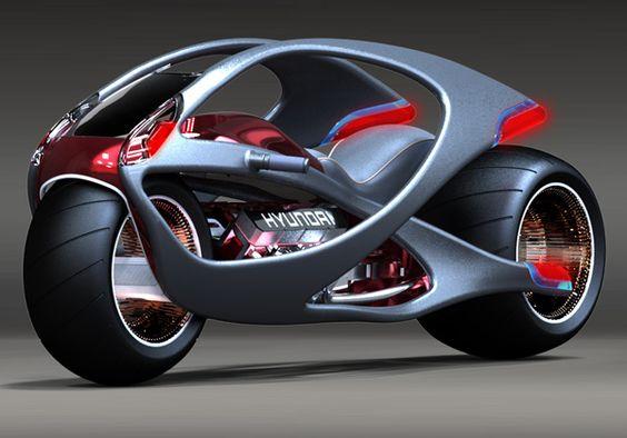 Hyundai Concept Motorcycle