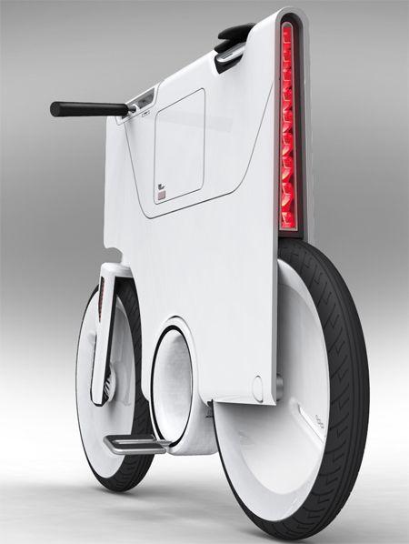 I feel it really cool, but  Electric Bike
