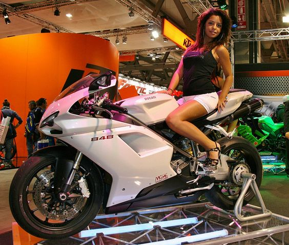 I luv this Ducati! ♥