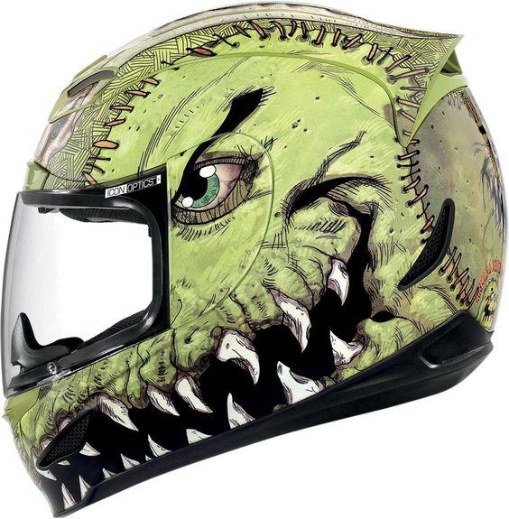 Icon Airmada Future Suture Helmet