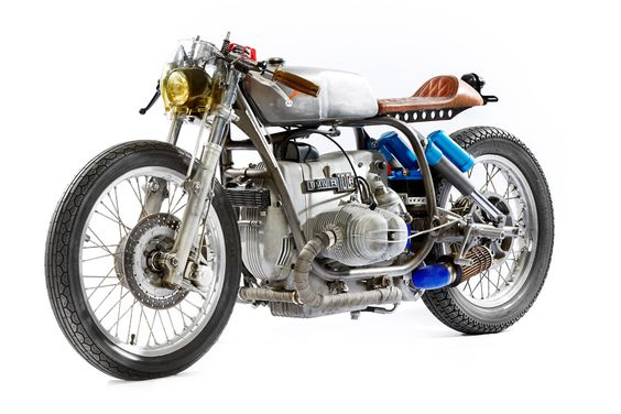 I'll Be Blown: This BMW R100 is packing a Porsche turbo - Bike EXIF