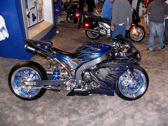 Image detail for -custom sports bikes | Street Bike