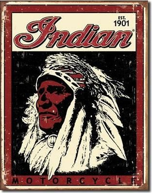 Indian Motorcycle 1901 Logo -- my favorite motorcycle brand, love the font of their name too!