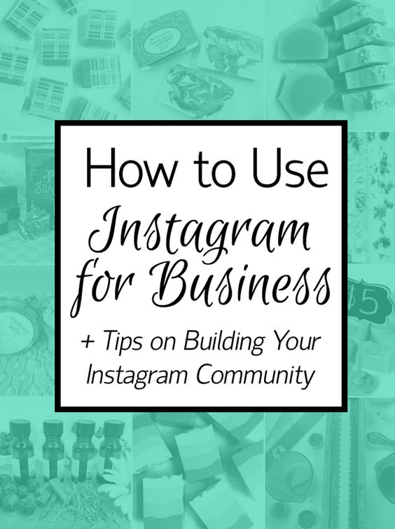 Instagram is a great marketing tool for small business! Click through the post below for tips on how to get started.