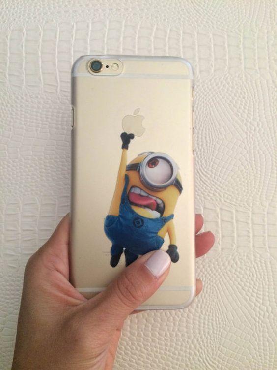 Iphone 6 Case Minions Olaf Super Mario Spongebob by EVERYDAYADDONS