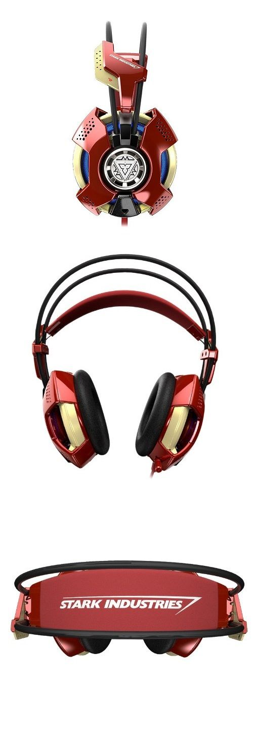 Iron Man #Headset