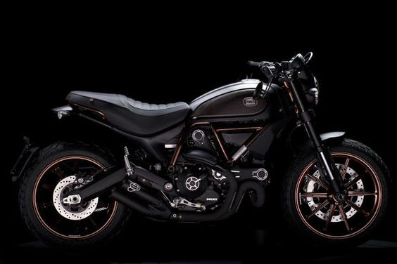 Italia Independent X The Scrambler Ducati