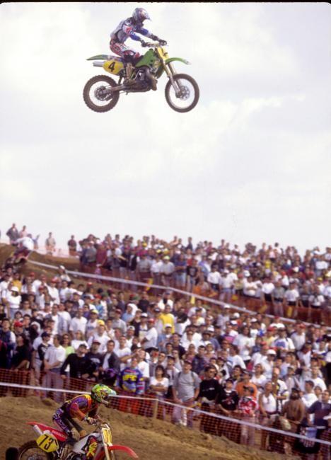 Jeff Emig @ MXdN 1996 in Spain