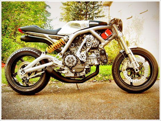Mekaniikka's '996 Compressore' - Pipeburn
