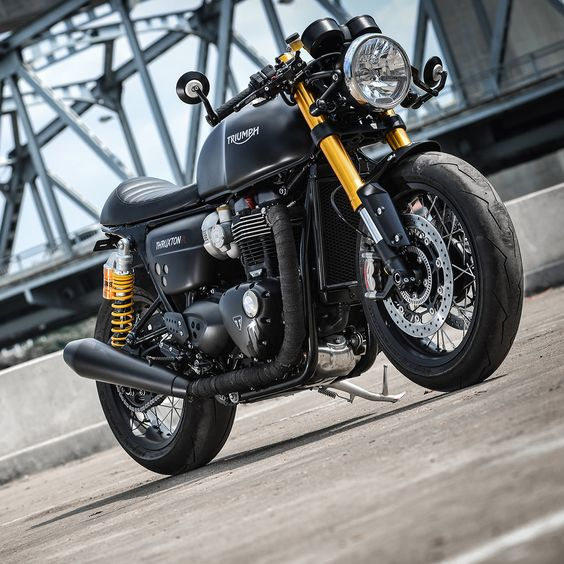 K-Speed's Custom Triumph Thruxton R