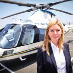 Kathryn Purwin Takes over as CEO of Helinet Aviation Services