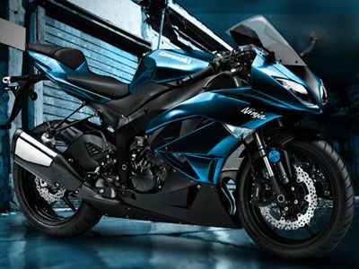 Kawasaki Ninja Bikes makes you wish it were a Transformer.