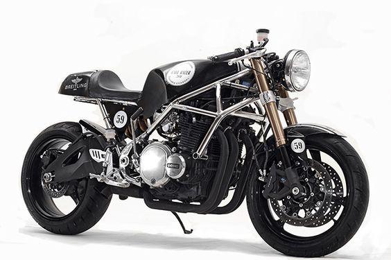 Kawasaki Z1000 cafe racer