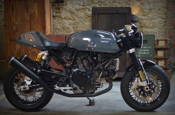 Kerozin Ducati Sport 1000 Biposto ~ Return of the Cafe Racers