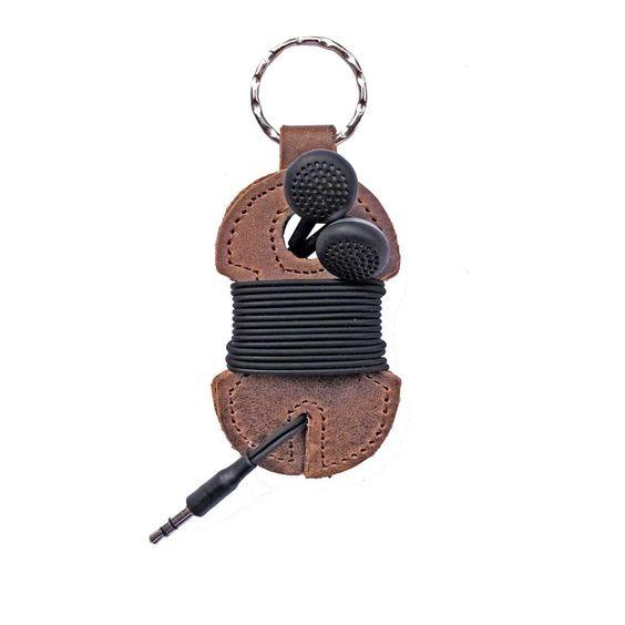 Key Chain & Headphone Wrap