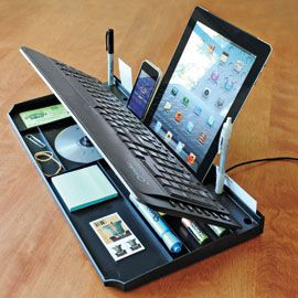 Keyboard Organizer, Computer Keyboard with Drawer, Desktop Keyboard with Storage | Solutions