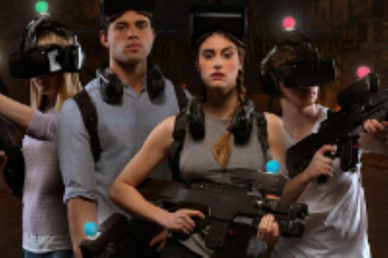 Kill Zombies at Melbourne's Virtual Reality Game Centre | The Creators Project