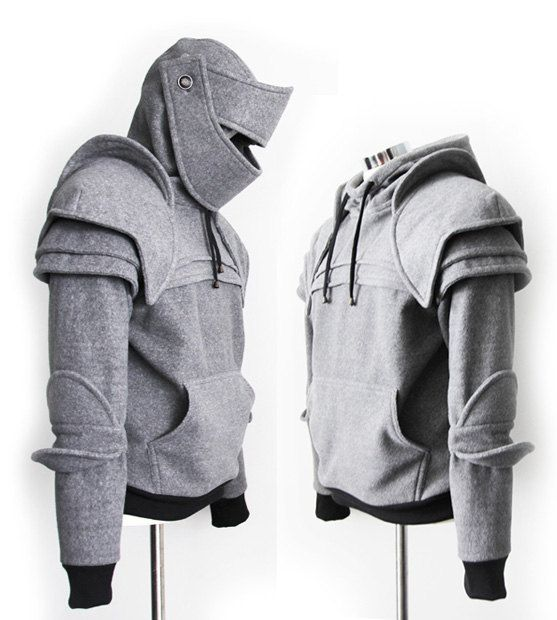 Knight Sweatshirt | 20 Sweatshirts You Need In Your Life Immediately Knight one is pretty bad-ass, I kinda want it. That and the Snow Cats  is that wrong?