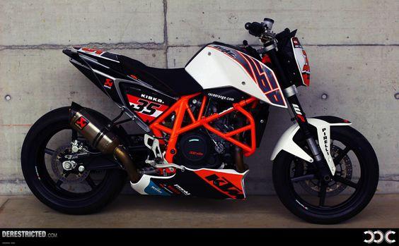 KTM 690 Duke EJC Race bike « Featured « DERESTRICTED