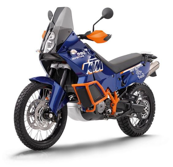ktm 990 adventure