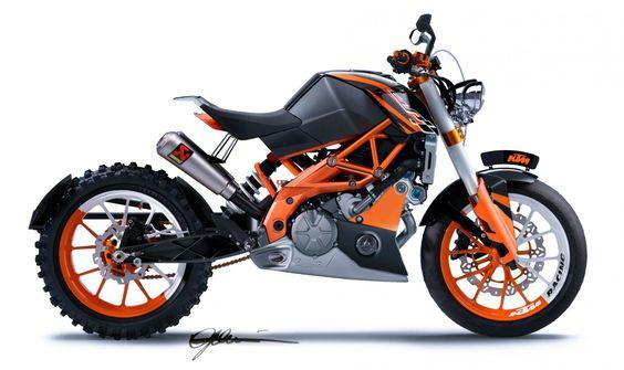 KTM – Cafe Racer, Scrambler, or Bobber Motorcycle?