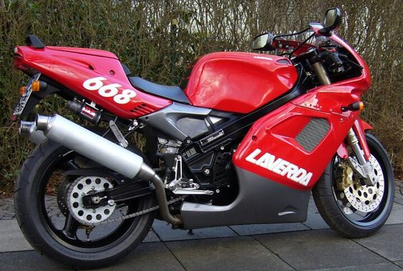 Laverda 668 Diamante
