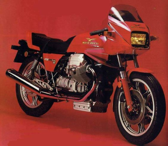 Le Mans 850 MKIII, 1981-1983