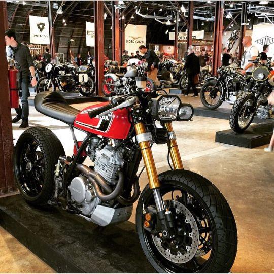 LEMON CUSTOM MOTORCYCLES #honda #caferacer  