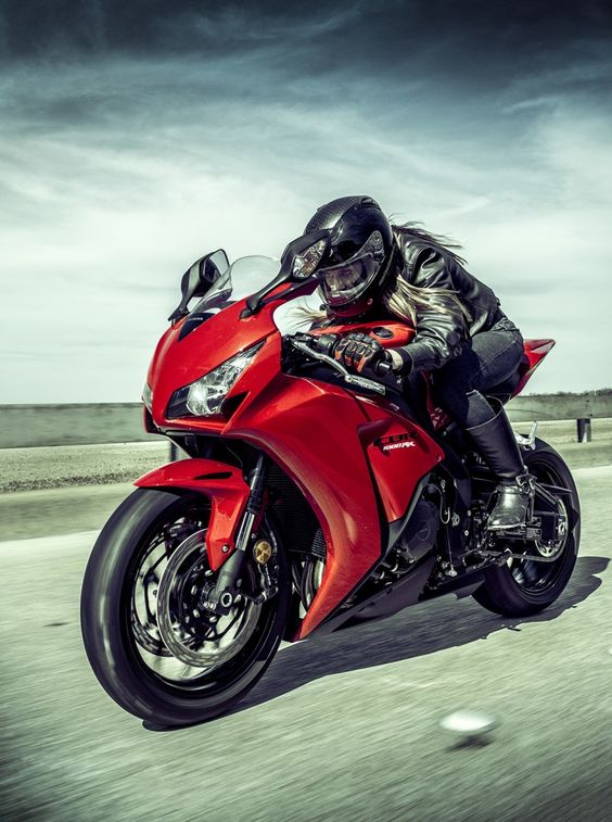 Leslie Porterfield | Honda CBR1000rr