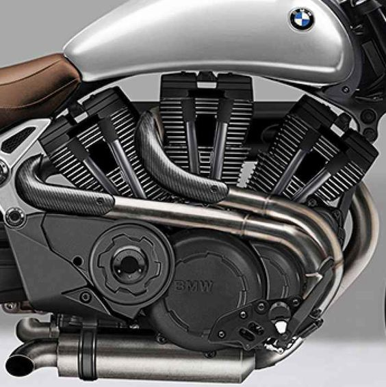 Looks like BMW may be bringing back the triple. However, unlike the inline-3 engines it had on their K-series