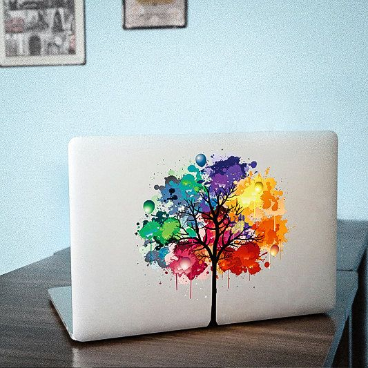 MacBook Cover mac pro decals stickers Apple Mac laptop vinyl 3M wucaishu 13145
