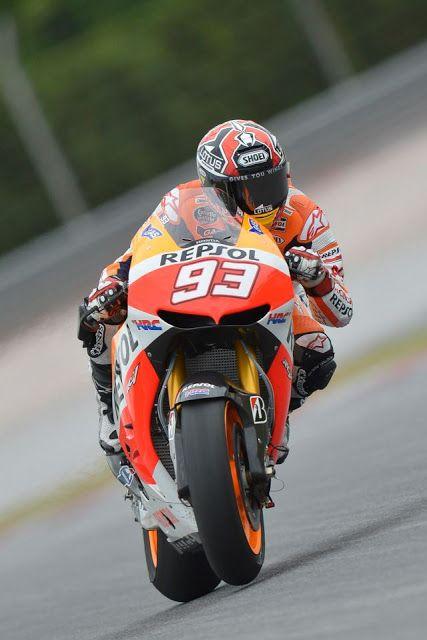 Marc Marquez, Repsol Honda,MotoGP, Sepang 1st Tests 2013.