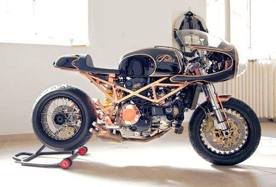 Marco's Ducati Monster