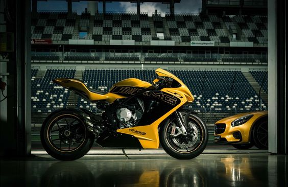 Mercedes AMG GTS and Ducati